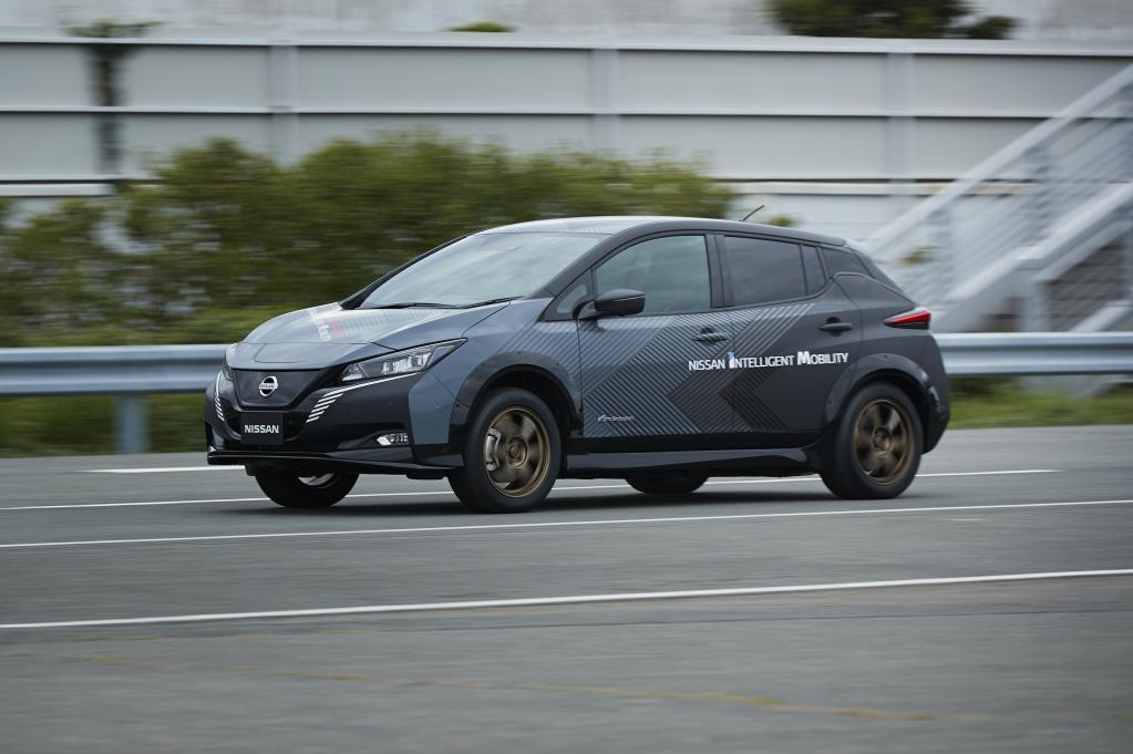 電気自動車の持つ力を拡大するe-4ORCE