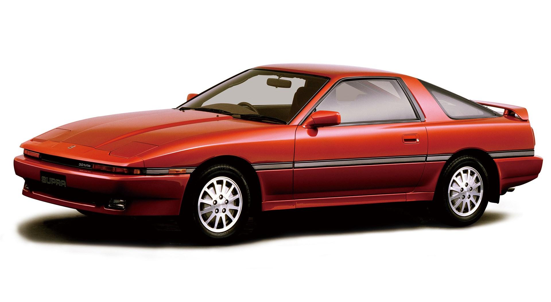 トヨタ、A70&A80スープラの純正補給部品を再販売へ