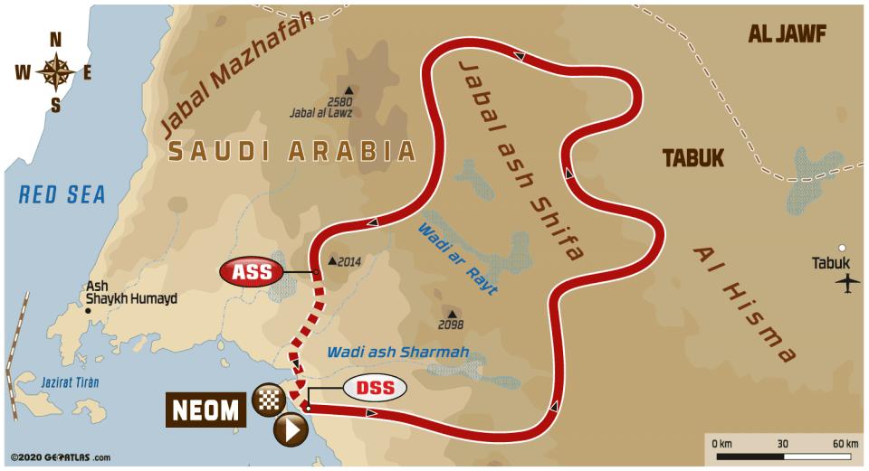 【Dakar Rally 2020】ステージ4が終了しホンダ勢が総合トップ3を独占!<5分で読めるダカールハイライト(1)>