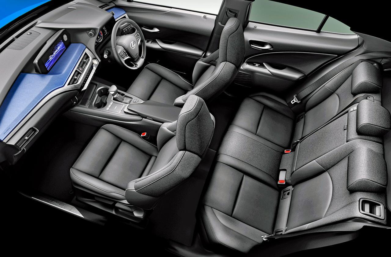 レクサス NX300とUX200に、よりゴージャスに仕立てられた特別仕様車を設定