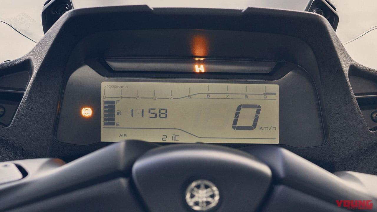 '20ヤマハ・トリシティ300は都市間移動を見据えたLMWクルーズコミューター