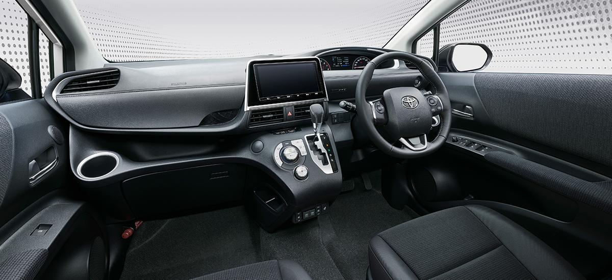 安全装備充実でさらに魅力的に! トヨタ・シエンタ特別仕様車「Safety Edition」発売