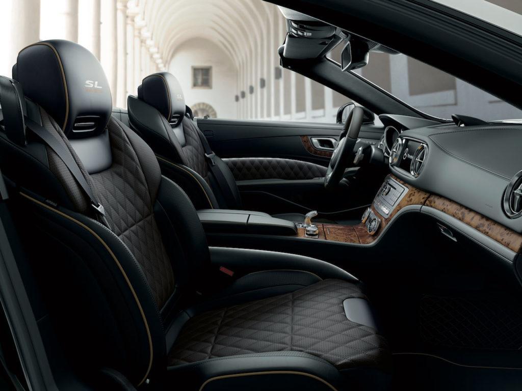 メルセデス・ベンツ SL 400 グランド エディション登場! AMG譲りの装備を盛り込んだ特別仕様車