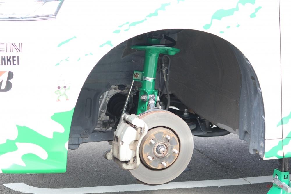 トヨタ86で試す、TEINエンデュラプロ・プラス 乗り心地が変わるショックアブソーバー