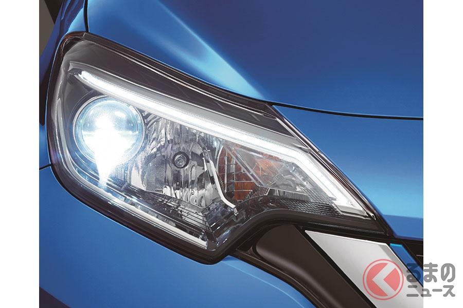 日産「ノート」人気装備が充実した特別仕様車「Vセレクション」発売