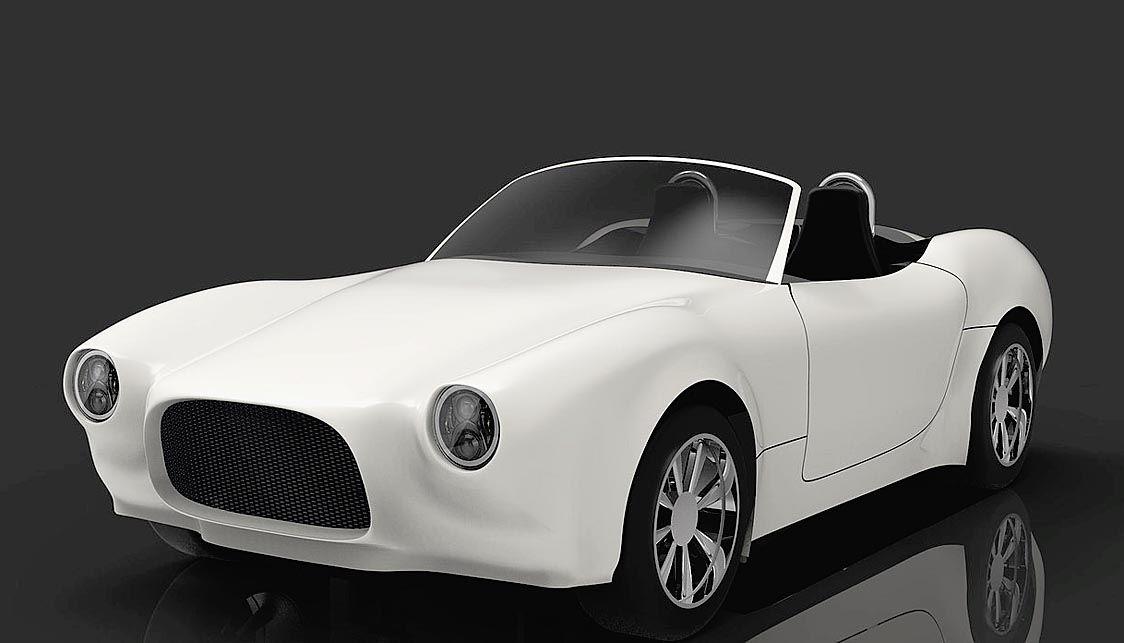 高山自動車、CFRP採用スポーツカー 301Sの受注開始