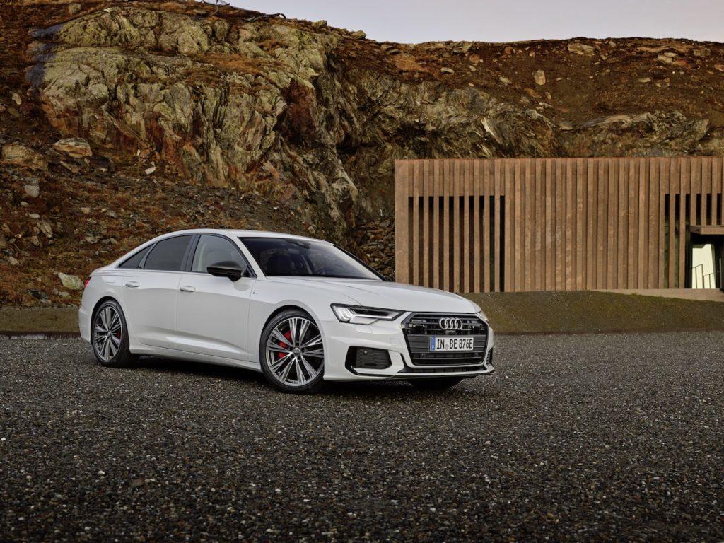 アウディ A6にプラグインハイブリッドを追加。社用車にも最適な好燃費ミドルサルーン