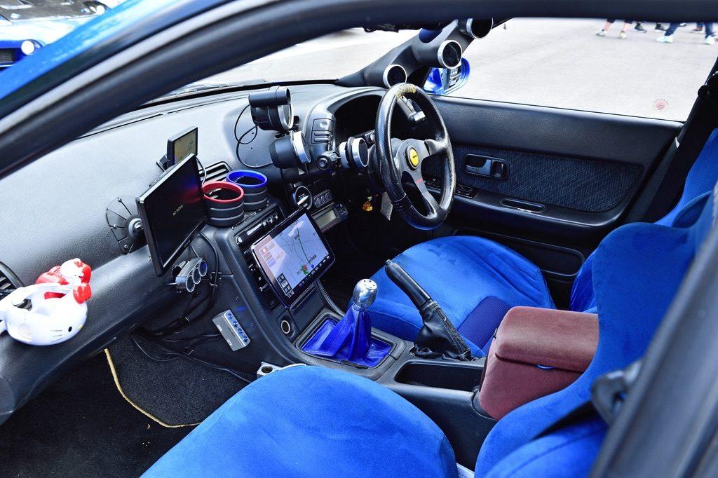 「R32スカイラインセダン一筋30年」新車から育てたRB26改600馬力仕様!【W-Option JAMBOREE】