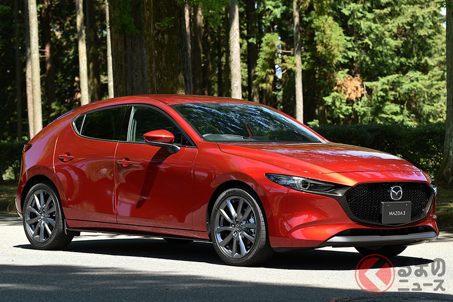 新型「マツダ3」の実燃費をチェック! 人気のディーゼルモデルが驚くべき燃費を記録!?