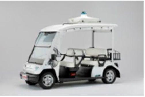 愛・地球博記念公園で自動運転バスをAIを使ってオンデマンド配車する実証実験を実施