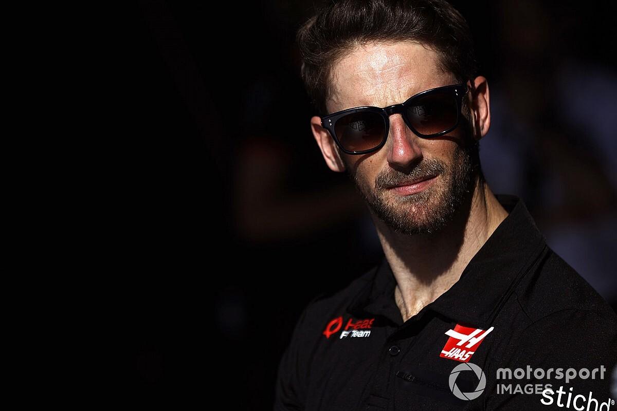 ついにベテランF1ドライバー勢もeスポーツ界に参入! グロージャンがシムレーシングチームを立ち上げ