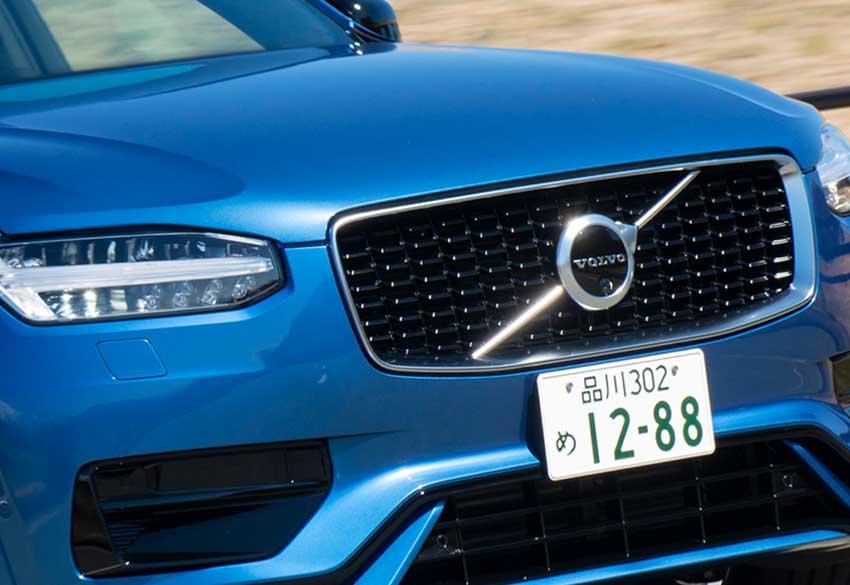 ボルボのディーゼル約1000万円の実力は…? XC90 D5 AWD Rデザイン試乗