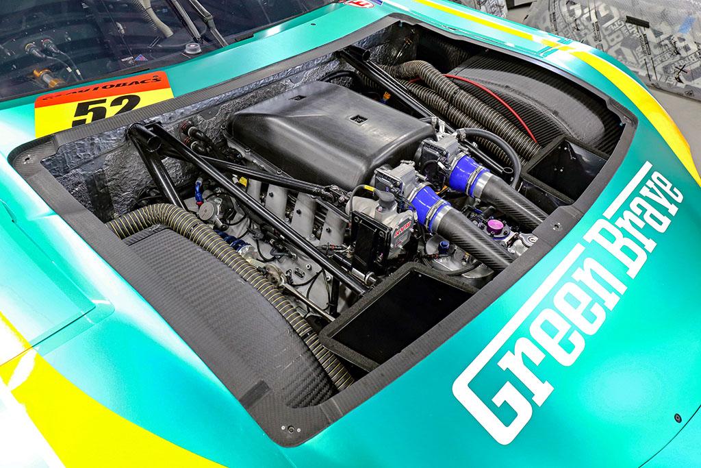 「市販車ベースの究極系GRスープラがこれだ!」埼玉トヨペットのGT300参戦車両を徹底取材
