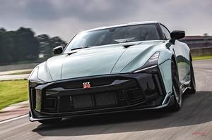 【ついに生産開始】日産GT-R50 by イタルデザイン 720ps 50台限定記念モデル 生産開始