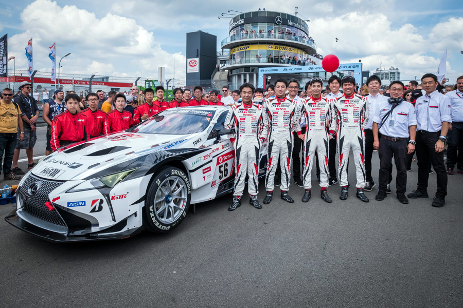 トヨタ ニュルブルクリンク24時間レース2020への出場を断念