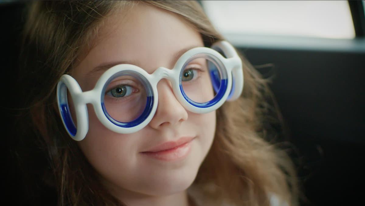 渋滞時のストレス軽減?! シトロエンがリラックス効果のある「メガネ」をリリース