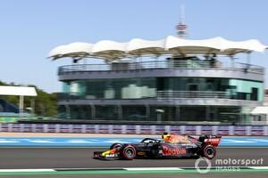 F1 70周年記念GP|FP3速報:ハミルトン首位。レッドブル・ホンダのフェルスタッペンは7番手