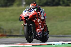 【MotoGP】フランチェスコ・バニャイヤ、脛骨骨折でチェコGPを欠場。次戦オーストリアGPも欠場見込み