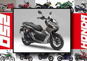 ホンダ「ADV150」いま日本で買える最新250ccモデルはコレだ!【最新250cc大図鑑 Vol.007】-2020年版-