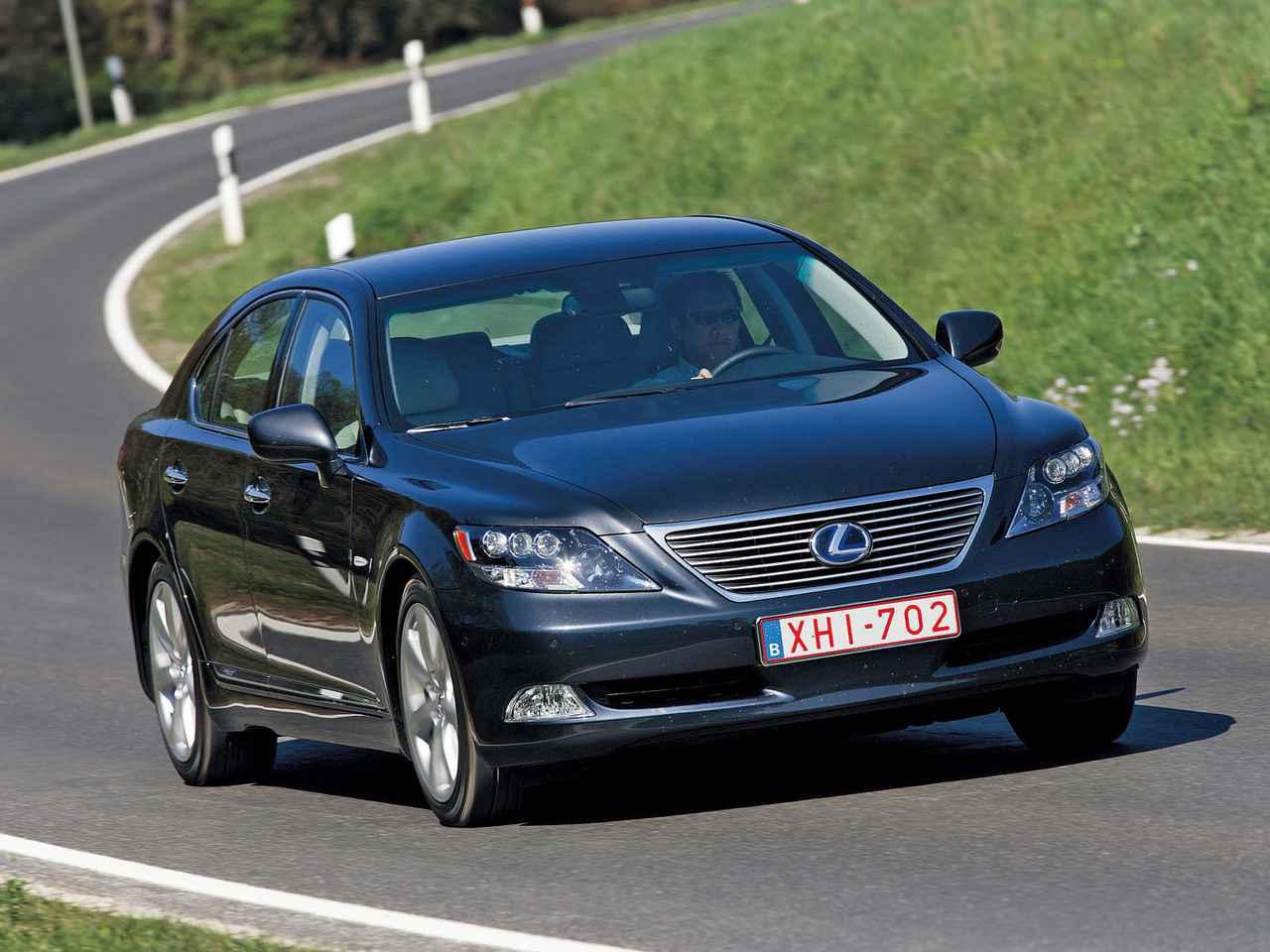 【ヒットの法則318】レクサスLS600hは世界へ向けて新たなプレミアムカーの姿を提案した