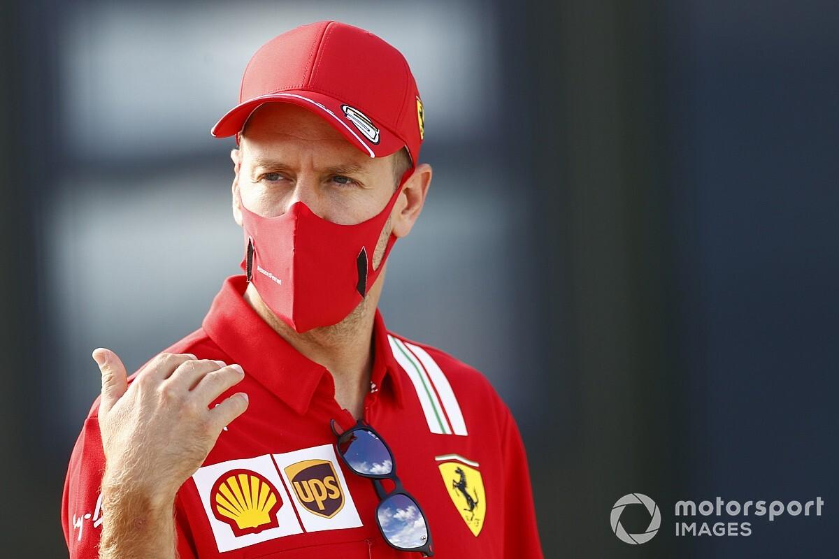ホントに? セバスチャン・ベッテル、レーシングポイント代表と車に同乗も「昔からの知り合いだから」と弁明