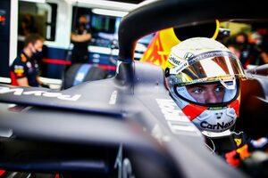 フェルスタッペン「車の感触は向上したが奇跡は起きない。3番手を確保する」レッドブル・ホンダ【F1第5戦金曜】