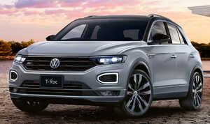 """クリーンディーゼルの刺客 VWの新生コンパクトSUV""""T-Roc""""を待ち受ける国内外のライバル"""