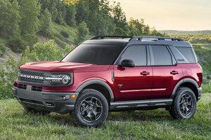 【オンロード派に】ブロンコ・スポーツ登場 フォードの5人乗り新型コンパクトSUV サイズ/内装/最低地上高は?