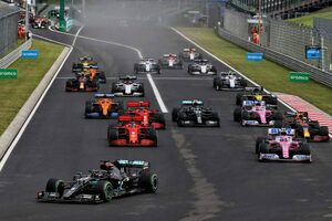 【F1データ主義】予選タイム&最高速の比較から見える、車体とパワーユニットの性能差