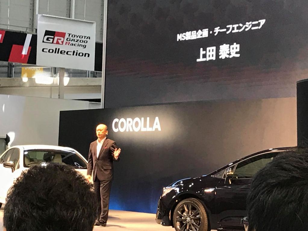 グローバルモデルよりもちょっと短く細身 国内専用新型トヨタ・カローラ(セダン・ワゴン・ハッチバック揃い踏み)
