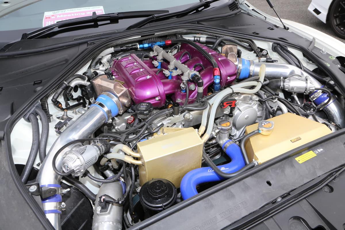 絶対パワーの追求は終焉?! 日産GT-Rのチューニングは扱いやすさがトレンド