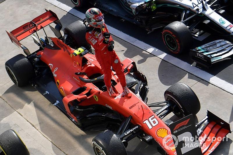 連勝のフェラーリF1、今季さらなる勝利を重ねることができるか? ベッテル&ビノット代表が自信を語る