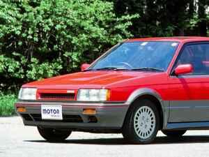 【昭和の名車 90】マツダ ファミリア 4WDターボ GTーX:昭和60年(1985年)