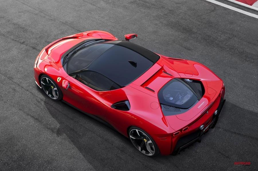フェラーリ初のSUV、2022年発表予定 最高技術責任者が告白 ジレンマ克服へ