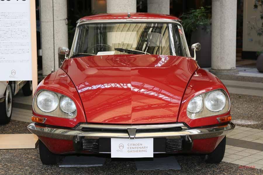 シトロエン創立100周年 日本で記念イベントはじまる
