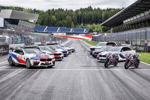 MotoGP:『BMW M』が第6戦スティリアGPを支援。優勝したライダーにはBMW M4を贈呈
