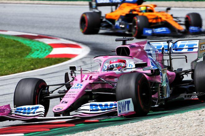 ペレス6位「接触は残念だったが、重要なのはチームが進歩したこと」レーシングポイント【F1第2戦決勝】