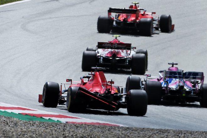 ベッテル「2台揃って決勝を走れず、アップデートの評価ができなかった」フェラーリ【F1第2戦決勝】