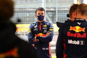 アルボン4位「もう少し上位で戦いたかった。改善すべき点は分かっている」レッドブル・ホンダ【F1第2戦決勝】