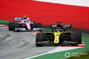 """ルノーF1、""""ピンクメルセデス""""に抗議「レーシングポイントの今季マシンの合法性を明確にするため」"""