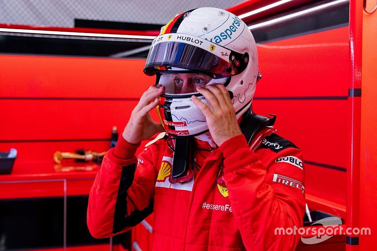 ベッテル、フェラーリ早期離脱を否定「僕はチームに恩返しがしたい。逃げ出したりはしない」