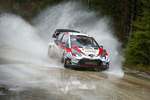 トヨタ、WRC再開にあわせ2020年9月開催のラリー・エストニアから再始動