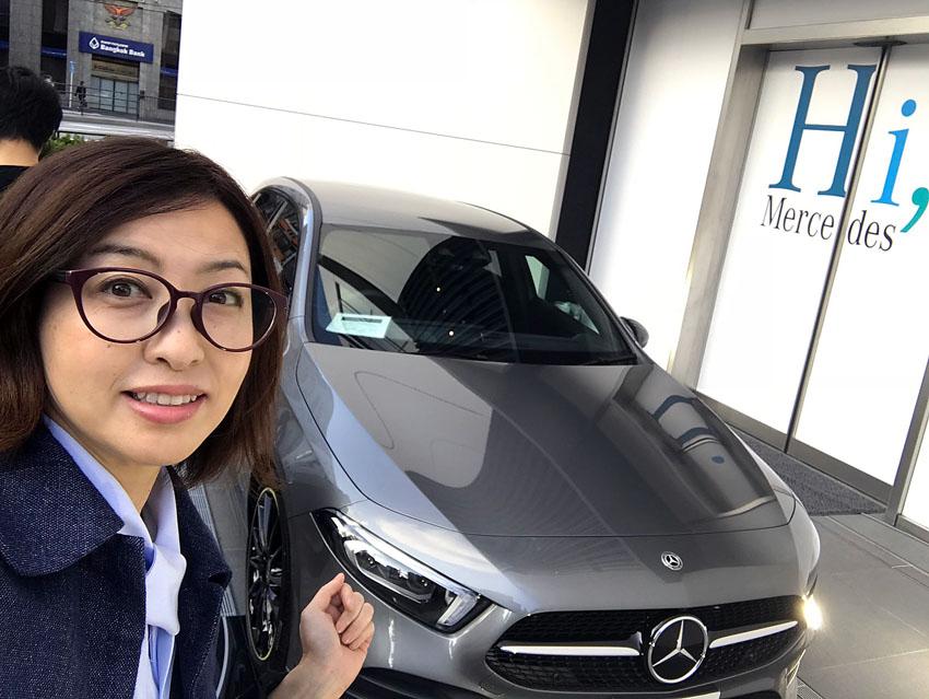 【コラム】「「Hey!」じゃなくて日本では「Hi!」でよかった!そして中国では…!?」~メルセデス・ベンツ新型Aクラス