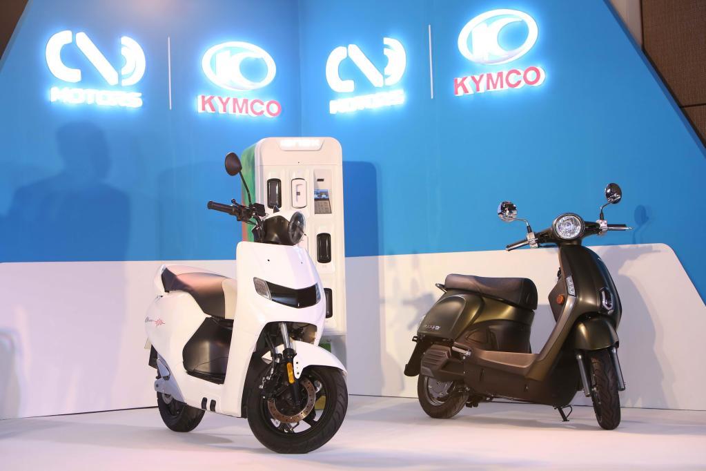 """【キムコ】 インドTwenty Two Motorsと提携、""""Twenty Two KYMCO""""を立ち上げインド市場に進出"""
