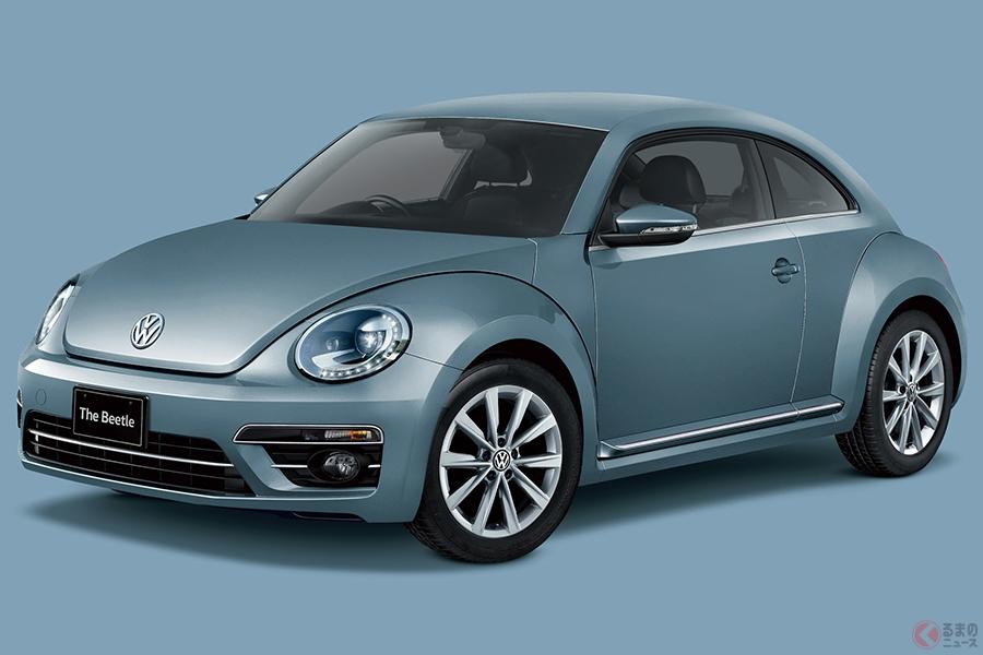 2019年VW「ザ・ビートル」販売終了前に特別仕様車「ザ・ビートル マイスター」発売 人気オプション標準装備