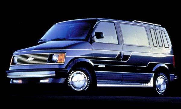 【日本で一番売れたアメ車の中古事情!!】時代を制したシボレー・アストロの現在と未来!!