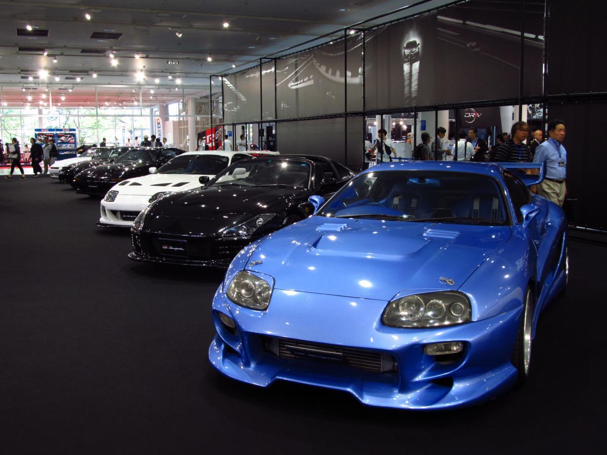 トヨタがビンテージカーのパーツを製作する「GRヘリテージ・パーツ」発足! まずは70&80スープラから