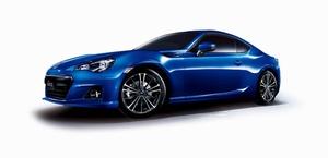 スバル、スポーツカー「BRZ」を一部改良し6月27日から発売