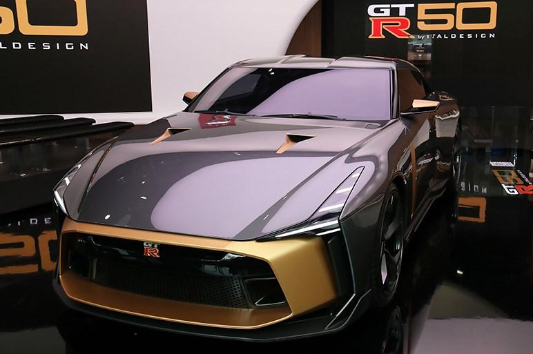 ハリボテじゃなかった「Nissan GT-R50 by Italdesign」に見た日産のマジっぷり