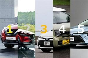 好評カローラに、マツダ3、CX-30、日産ジュークと国産メーカー上位独占【9月の人気記事ベスト5】